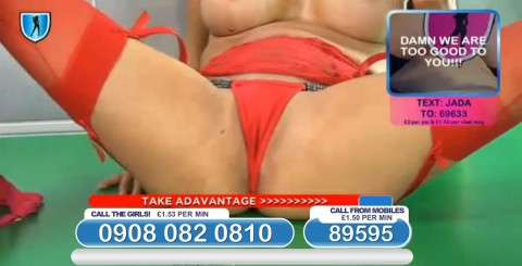 TelephoneModels.com 07 03 2014 01 18 44 480x245 Jada   Babestation TV   March 7th 2014