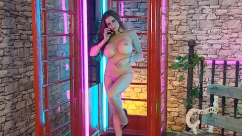 TelephoneModels.com 10 03 2014 03 19 16 480x270 Linsey Dawn McKenzie   Red Light Central   March 10th 2014