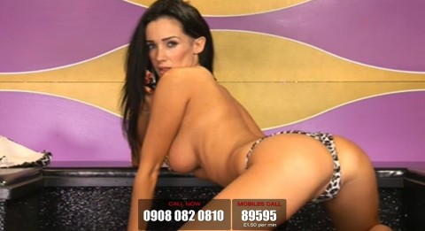 TelephoneModels.com 19 03 2014 22 27 06 480x261 Georgie Darby   Babestation TV   March 20th 2014