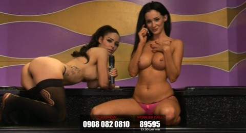 TelephoneModels.com 19 03 2014 23 06 12 480x261 Georgie Darby   Babestation TV   March 20th 2014