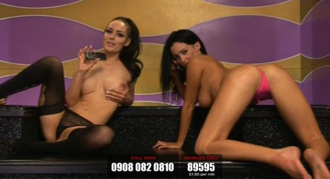 TelephoneModels.com 19 03 2014 23 08 57 480x261 Georgie Darby   Babestation TV   March 20th 2014