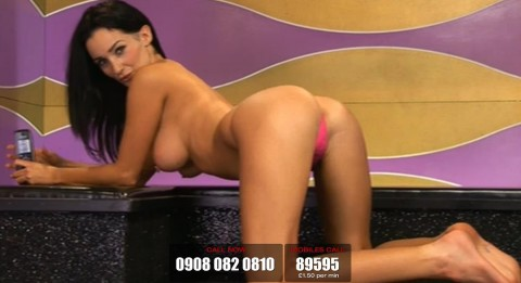TelephoneModels.com 19 03 2014 23 36 33 480x261 Georgie Darby   Babestation TV   March 20th 2014