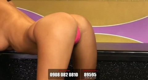 TelephoneModels.com 19 03 2014 23 36 53 480x261 Georgie Darby   Babestation TV   March 20th 2014