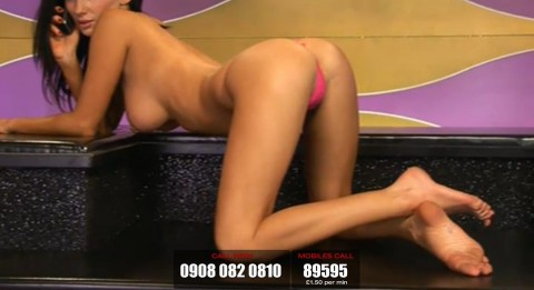 TelephoneModels.com 19 03 2014 23 37 04 480x261 Georgie Darby   Babestation TV   March 20th 2014