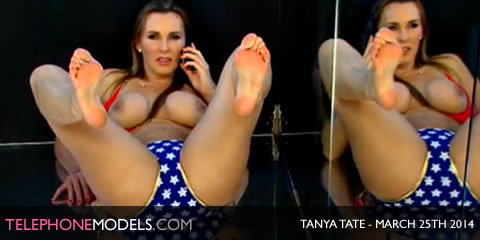 TelephoneModels.com Tanya Tate Studio 66 TV March 25th 2014 Tanya Tate   Studio 66 TV   March 25th 2014