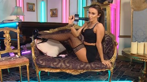 TelephoneModels.com 06 04 2014 21 26 44 480x270 Keira Knight   Playboy TV Chat   April 6th 2014
