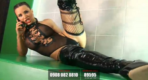 TelephoneModels.com 06 04 2014 23 10 50 480x261 Tiffany Chambers    Babestation TV   April 7th 2014