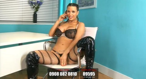 TelephoneModels.com 07 04 2014 01 04 56 480x261 Tiffany Chambers    Babestation TV   April 7th 2014