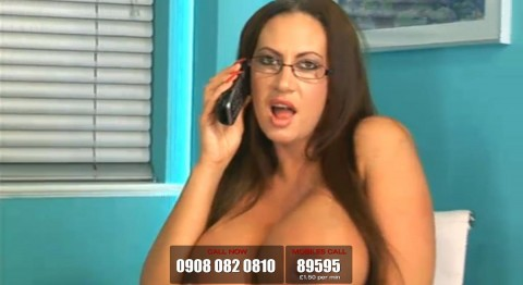 TelephoneModels.com 08 04 2014 23 23 23 480x262 Emma Butt   Babestation TV   April 9th 2014