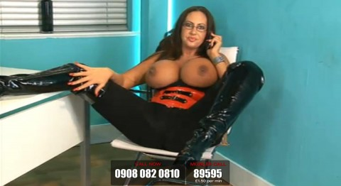 TelephoneModels.com 08 04 2014 23 23 41 480x262 Emma Butt   Babestation TV   April 9th 2014