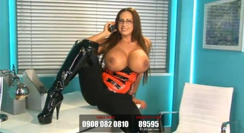 TelephoneModels.com 08 04 2014 23 36 39 480x262 Emma Butt   Babestation TV   April 9th 2014