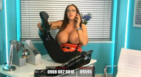 TelephoneModels.com 08 04 2014 23 37 34 480x262 Emma Butt   Babestation TV   April 9th 2014