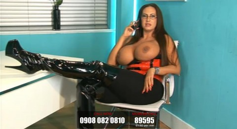 TelephoneModels.com 08 04 2014 23 44 22 480x262 Emma Butt   Babestation TV   April 9th 2014