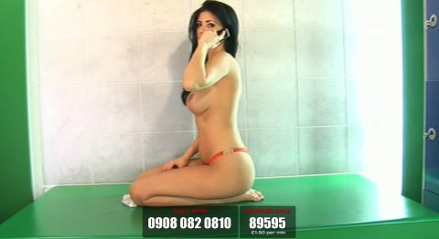 TelephoneModels.com 09 04 2014 00 00 27 480x262 Ella Mai   Babestation TV   April 9th 2014