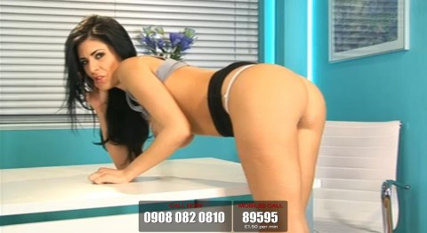 TelephoneModels.com 09 04 2014 00 44 06 480x262 Ella Mai   Babestation TV   April 9th 2014