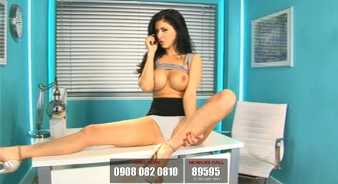 TelephoneModels.com 09 04 2014 00 45 54 480x262 Ella Mai   Babestation TV   April 9th 2014