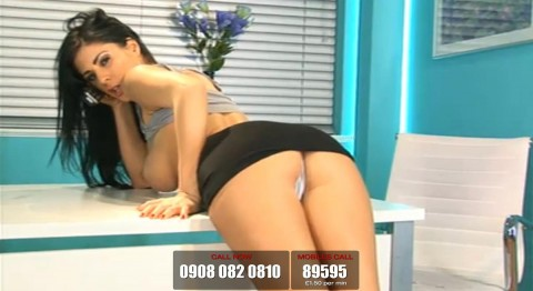 TelephoneModels.com 09 04 2014 01 00 34 480x262 Ella Mai   Babestation TV   April 9th 2014