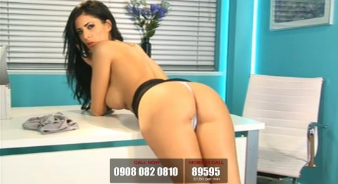 TelephoneModels.com 09 04 2014 01 02 43 480x262 Ella Mai   Babestation TV   April 9th 2014