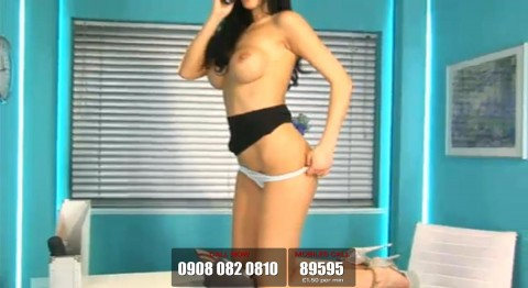TelephoneModels.com 09 04 2014 01 17 07 480x262 Ella Mai   Babestation TV   April 9th 2014