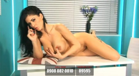 TelephoneModels.com 09 04 2014 01 21 28 480x262 Ella Mai   Babestation TV   April 9th 2014