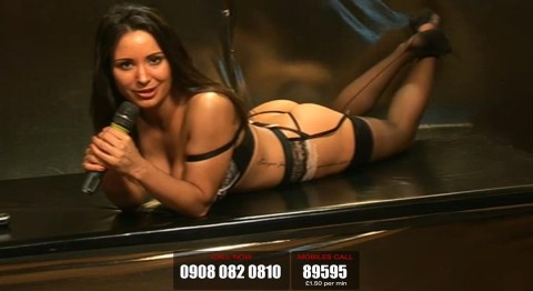 TelephoneModels.com 09 04 2014 23 38 06 480x262 Tiffany Chambers   Babestation TV   April 10th 2014