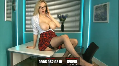 TelephoneModels.com 16 04 2014 23 50 09 480x269 Lily Pink   Babestation TV   April 17th 2014