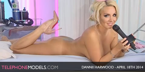 TelephoneModels.com Dannii Harwood Playboy TV Chat April 18th 2014 Dannii Harwood   Playboy TV Chat   April 18th 2014