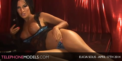 TelephoneModels.com Elicia Solis Babestation Unleashed April 17th 2014 Elicia Solis   Babestation Unleashed   April 17th 2014