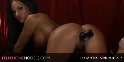 TelephoneModels.com Elicia Solis Babestation Unleashed April 24th 2014 Elicia Solis   Babestation Unleashed   April 24th 2014
