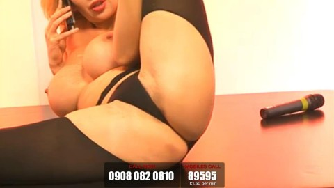 TelephoneModels.com 01 05 2014 00 05 34 480x270 Leigh Darby   Babestation TV   May 1st 2014