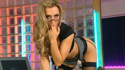 TelephoneModels.com 04 05 2014 04 40 42 480x270 Paige Green   Playboy TV Chat   May 4th 2014