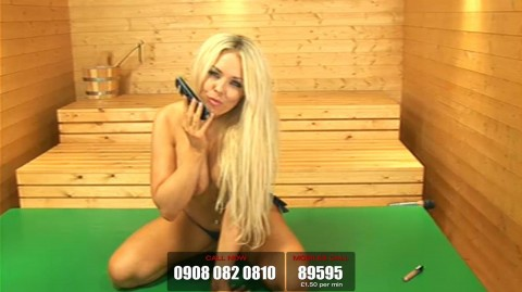 TelephoneModels.com 04 05 2014 05 03 44 480x269 Sophie Hart   Babestation TV   May 4th 2014