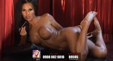 TelephoneModels.com 07 05 2014 13 54 12 480x261 Elicia Solis   Babestation Unleashed   May 7th 2014
