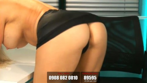TelephoneModels.com 07 05 2014 23 01 14 480x270 Sophie Hart   Babestation TV   May 8th 2014