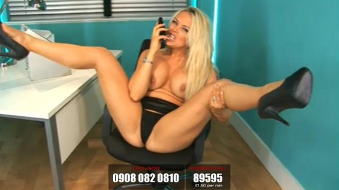 TelephoneModels.com 07 05 2014 23 11 18 480x270 Sophie Hart   Babestation TV   May 8th 2014
