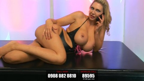TelephoneModels.com 11 05 2014 03 36 42 480x270 Leigh Darby   Babestation TV   May 11th 2014