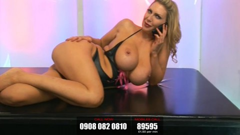 TelephoneModels.com 11 05 2014 03 36 49 480x270 Leigh Darby   Babestation TV   May 11th 2014