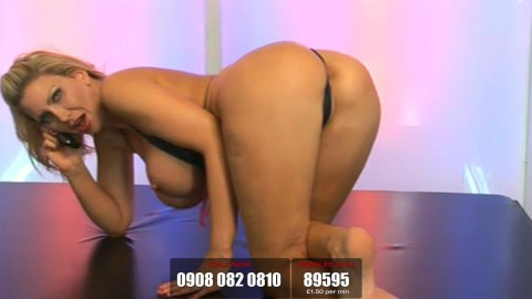 TelephoneModels.com 11 05 2014 03 39 46 480x270 Leigh Darby   Babestation TV   May 11th 2014