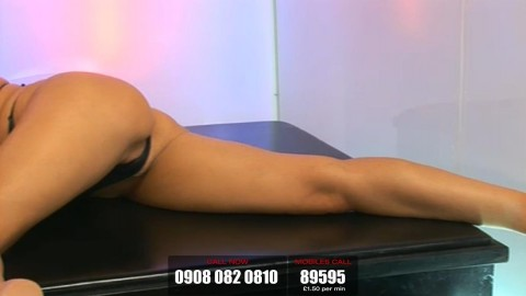 TelephoneModels.com 11 05 2014 03 45 01 480x270 Leigh Darby   Babestation TV   May 11th 2014