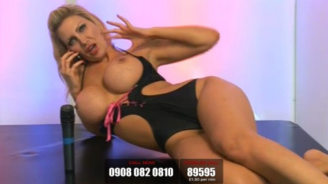 TelephoneModels.com 11 05 2014 03 53 29 480x270 Leigh Darby   Babestation TV   May 11th 2014