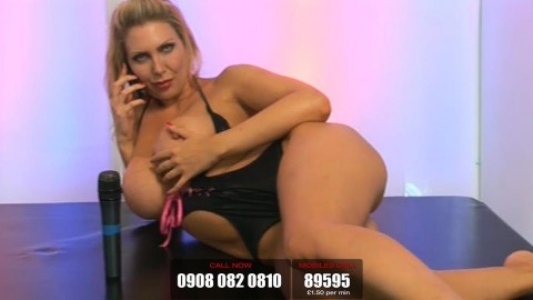 TelephoneModels.com 11 05 2014 03 53 33 480x270 Leigh Darby   Babestation TV   May 11th 2014