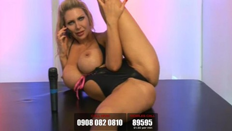TelephoneModels.com 11 05 2014 03 54 29 480x270 Leigh Darby   Babestation TV   May 11th 2014