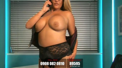 TelephoneModels.com 12 05 2014 22 48 10 480x270 Louise Porter   Babestation TV   May 13th 2014