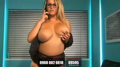 TelephoneModels.com 12 05 2014 22 48 44 480x270 Louise Porter   Babestation TV   May 13th 2014