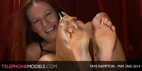 TelephoneModels.com Faye Rampton Babestation Unleashed May 2nd 2014 Faye Rampton   Babestation Unleashed   May 2nd 2014
