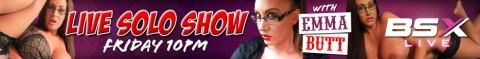 170 480x59 Emma Butt Babestation X BSX Live Solo Porn Show Tonight