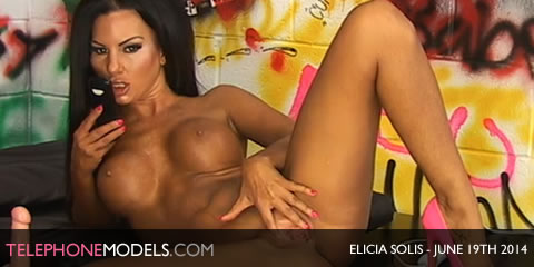 TelephoneModels.com Elicia Solis Babestation Unleashed June 19th 2014 Elicia Solis   Babestation Unleashed   June 19th 2014