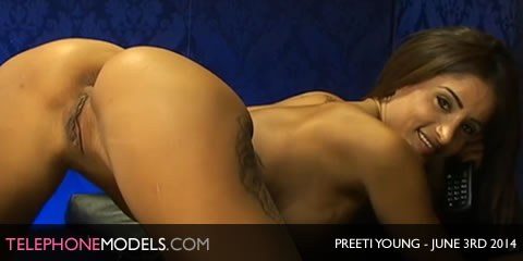 TelephoneModels.com Preeti Young Babestation Unleashed June 3rd 2014 Preeti Young   Babestation Unleashed   June 3rd 2014