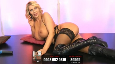 TelephoneModels.com 01 07 2014 22 10 43 480x270 Leigh Darby   Babestation TV   July 2nd 2014