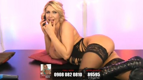 TelephoneModels.com 01 07 2014 22 10 46 480x270 Leigh Darby   Babestation TV   July 2nd 2014
